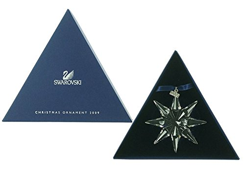 (Swarovski 2009 Annual Edition Sparkling Star Ornament )