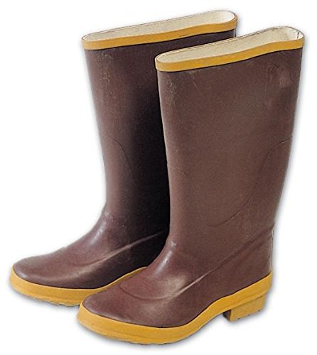 Kalandrierte Gummisohle Nr Knee Maurer Brown 39 Boots xp8Swx