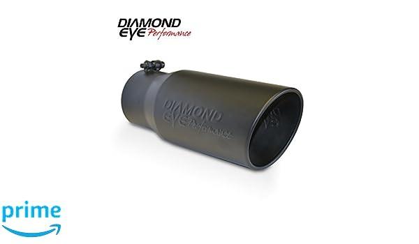 Diamond Eye 5612BRA-DE Exhaust Tip