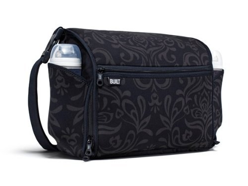 Built Station Convertible Diaper Damask
