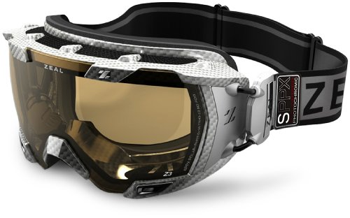Zeal Optics Zeal Z3 GPS Goggle (Carbon Matte White) for sale  Delivered anywhere in Canada