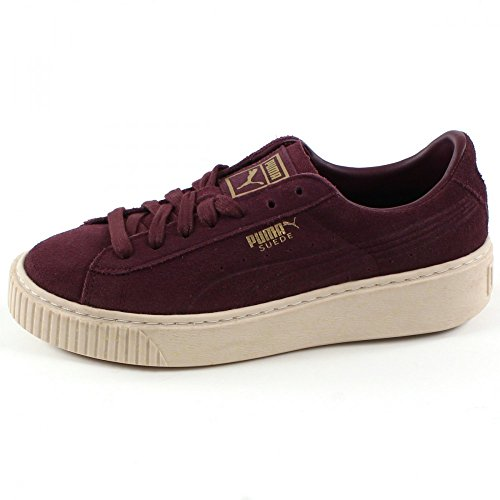 meilleur service f3ba9 30b05 Puma Suede Platform Speckled Women: Amazon.co.uk: Shoes & Bags