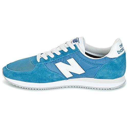 Chaussures de Weiß Calzado Petrol Balance U220cb Fitness Azul New Adulte Mixte aZfIXqg
