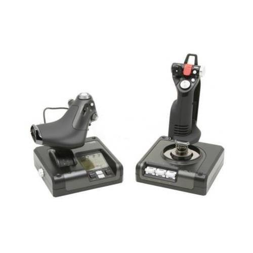 Madcatz/Saitek PS34 X52 Pro Flight Control System