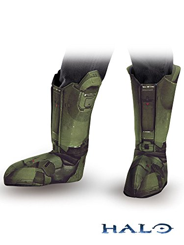 Master Chief Child Boot Covers]()