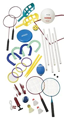 Halex Classic 10 Game Outdoor Combination Set