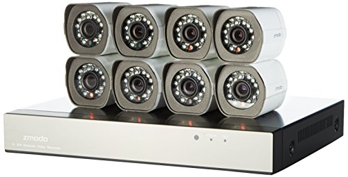 zmodo-smart-poe-security-system-8-channel-nvr-8-x-720p-ip-cameras-and-no-hard-drive