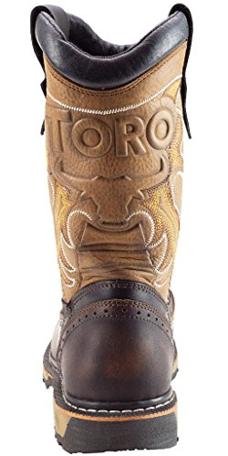 """Toro För Män Trr1 10"""" Arbete Boot Brown"""