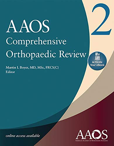Comprehensive Set - AAOS Comprehensive Orthopaedic Review 2 (3 Volume set): Print + Ebook with Multimedia