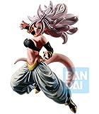 一番くじ ドラゴンボール THE ANDROID BATTLE with ドラゴンボール ファイターズ スペシャルコラボ賞 人造人間21号(変身) フィギュア