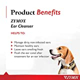 ZYMOX Ear Cleanser Solution for Dogs and Cats