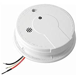 Kidde I12040 120v Ac Wire-in Smoke Alarm With Battery Backup & Smart Hush