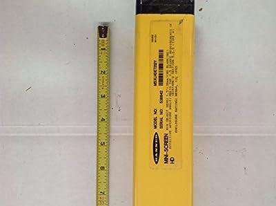 Banner Msxlhde7212y , Heavy Duty Mini-Light Screen Msxlhde7212y