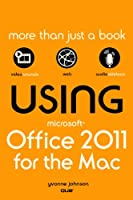 Using Microsoft Office for Mac 2011 Front Cover