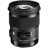 Sigma 50mm F1.4 ART DG HSM Lens for CANON DSLR Cameras (311101) Travel Bundle