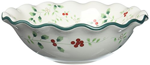 Pfaltzgraff Winterberry 8-1/2-Inch Individual Pasta Bowl  - 5068693 (Tableware Collection Winterberry)
