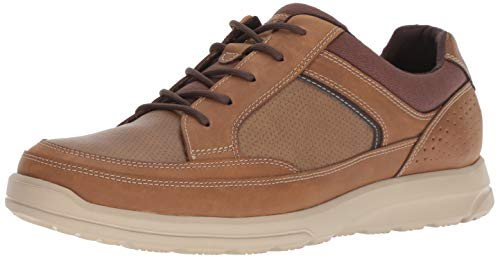 - Rockport Men's Welker Casual Lace Up Shoe, tan, 13 W US