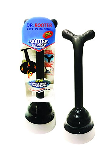 Dr. Rooter 301688  Vortex Plunger by Dr. Rooter