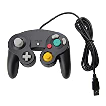 Gamecube Style USB Wired Controller for PC and Mac-Classic Nintendo GC Gamecube PC Wired Gamepad by Mario Retro