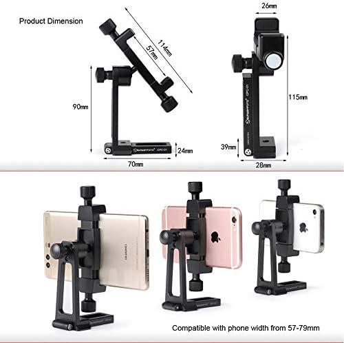 Rui Peng 携帯電話スタンド - 携帯電話アクセサリープロフェッショナルデスク&スタンドプロフェッショナル三脚ボールヘッドフォンホルダーブラケット