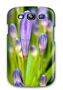 Dustin Mammenga's Shop J81NU4MYSBCYYG0R For Purple 1080p Flower Protective Case Cover Skin/galaxy S3 Case Cover