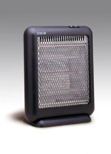 HJM 302 calentador de ambiente - Calefactor Negro