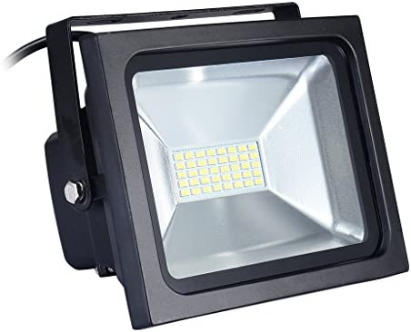 PryEU (20 Watts) Foco proyector 20W 30W 50W LED, Luces exterior ...