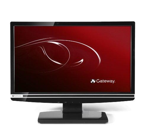 Gateway FHX2300 bmd 23-Inch Widescreen LCD Display - Black