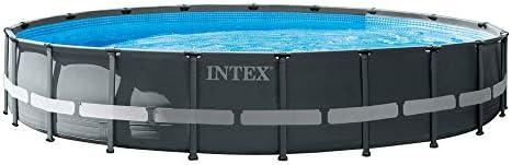 Intex 26334NP Piscina Desmontable Ultra XTR Frame, con depuradora ...