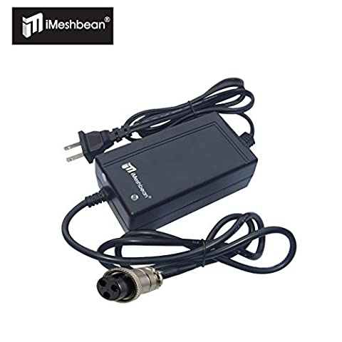iMeshbean® 24V Scooter Battery Charger For Razor E100 E125 E200 E300 E500 USA Seller Model: P2415