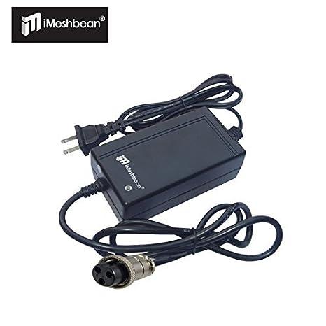 Amazon.com: 24 V Cargador de batería para RAZOR Chopper ...