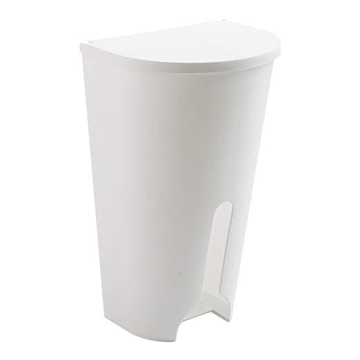 Dispensador de bolsas de basura para montar en la pared ...