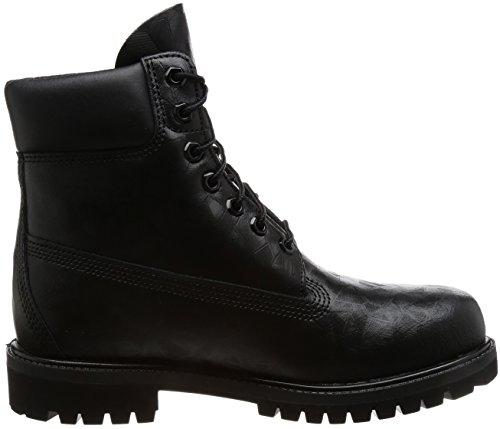 Timberland 6 Premium Boot Black Black Cristalo Helcor Para Barato EdOR68Oxvc