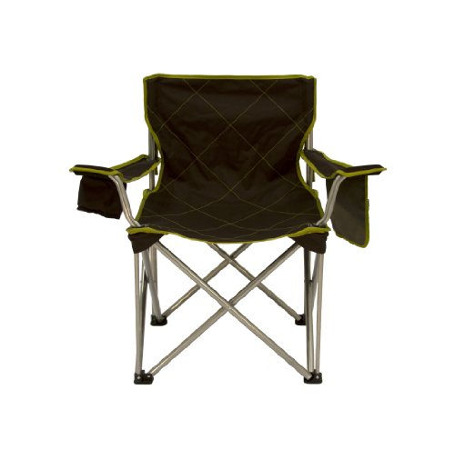 - TravelChair Big Kahuna Chair, Supersized Camping Chair, 800lb Capacity, Black