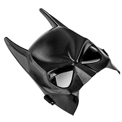 Batman Cartoons Kindermaske Masquerade Cosplay Partei-Ober HalfPlastic Kinder Masken
