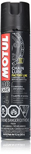 Motul M/C Care Factory Line Chain Lube, 9.3oz