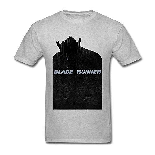 Tommery Men's Blade Runner Short Cotton T (Mens Counter Short)