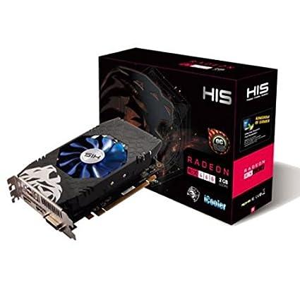 HIS HS-460R2SCNR - Tarjeta gráfica (Radeon RX 460, 2 GB ...