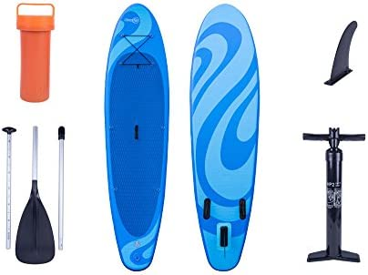 OceanFun Sup Wave Stand Up Paddle Board Set con Bomba de Alta ...