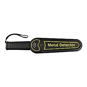 ALLOSUN Metal Detector Handheld Security Wand