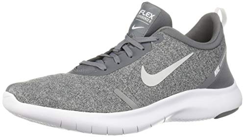 Nike Women's Flex Experience Run 8 (Wide) Shoe, Cool Grey/Reflect Silver-Anthracite, 6 US