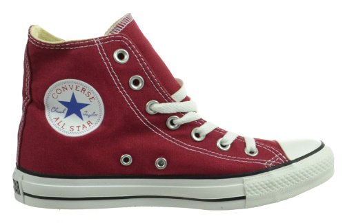 Converse Ct Hi Unisex Fashion Sneakers Jester Red Red 136503f-7