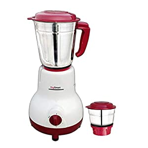 Digismart Kitchenmate 2 Jar 600 Watts Full Abs Body Mixer Grinder