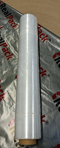 1 Clear Pallet Stretch Wrap Cling Film 400mm x 250m