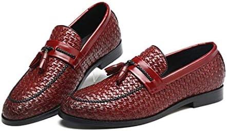 ドライビング シューズ メンズ スリッポン 運転靴 モカシン 靴 ファッション カジュアルシューズ 紳士靴 ビジネス 軽量 職場用 大きなサイズ ビットローファー ローカット オールシーズン 革靴 衝撃吸収 足痛くない