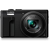 Panasonic Lumix Dmc-Tz80 Digital Camera (18.1 Mp, 30X Zoom, 4K, Fhd, 3 Inch Lcd) - Black