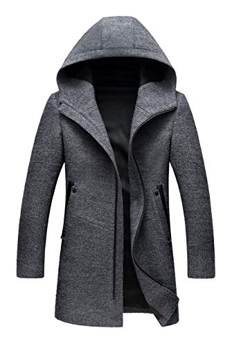 List of the Top 10 trench coat men hooded you can buy in 2019