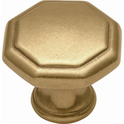 - Conquest Novelty Knob Finish: Lustre Brass