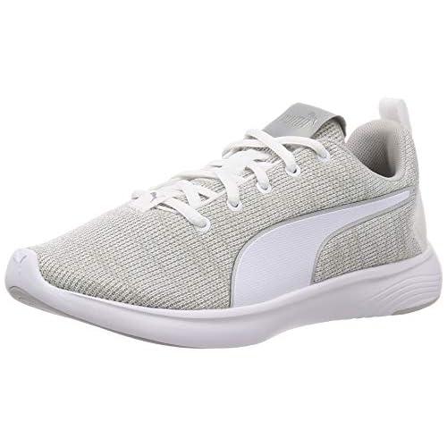 chollos oferta descuentos barato PUMA Softride Vital Clean Wns Zapatillas para Correr de Carretera Mujer Blanco White Gray Violet Silver 36 EU