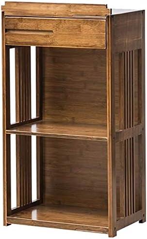 CXD - Estantería de bambú para almacenamiento DD, de madera ...